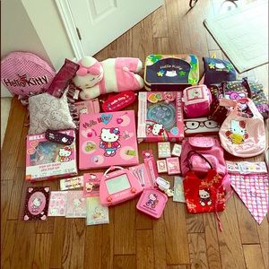 Vintage Hello Kitty Collection